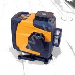 DEG 4D01-G12D - 12 Lines 3D (3x360°) Green light laser level (floor) with remote control