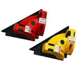 ETopoo DC-01 csempelézer - piros lézer, sárga vagy piros színben.