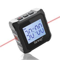 Farway GR20 - Digital laser Inclinometer Angle Measure Box