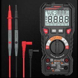 Habotest 118A - AC/DC digitális multiméter: 1000V, True RMS, kapacitás, NCV, diódateszt stb.