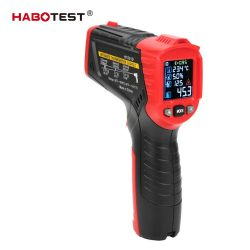 Habotest HT650A - non contact infrared thermometer: -50 ~ 800°C, dew point, K type thermocouple, UV stb