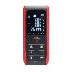 Huepar E40 lézeres távolságmérő - 40m, digitális szögmérő