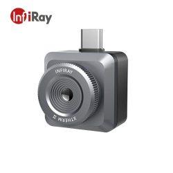 InfiRay XTherm T2L – hőkamera mobiltelefonhoz:  -20°C ~+120°C, 256x192, fókuszálható lencse