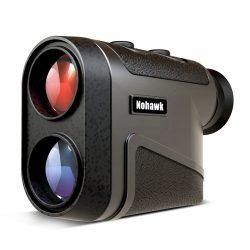 Nohawk A2 távolságmérő 1000 m - 8x zoom, golf mód, egyéb mérési módok.
