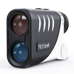 Nohawk NF távolságmérő 1200 m - Golf mód, vibráció, egyéb mérési módok