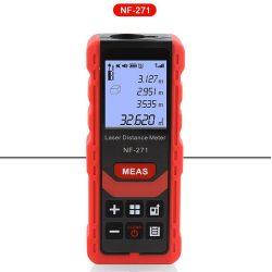 Noyafa NF-271 - Laser Distance Meter: 70m, digital angle meter
